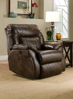 Cosmo Leather Power Wallsaver Recliner By Southern Motion At Crowley  Furniture In Kansas City Wall Hugger