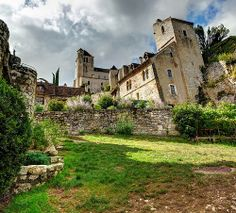 St. Cirq Lapopie - Thisgorgeous hilltop village is dominated by a Medieval castle and lovely narrow streets.