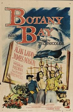 Botany Bay (1952) - Alan Ladd DVD