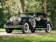 1929 Stutz Model M Four-Passenger Speedster by LeBaron - (Stutz Motor Co. Indianapolis, Indiana 1913-1935)