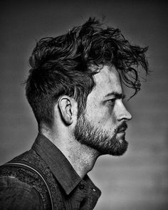 2013 Finalist | MEN'S HAIRSTYLIST OF THE YEAR: Andrew Carruthers - To see ALL the NAHA finalists' work, visit www.modernsalon.com/naha