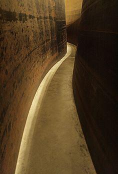 Richard Serra - Serpiente Detail