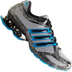 best authentic 22893 bf6fe Tênis Adidas Komet Masculino Cinza   Preto   Azul