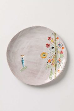 Beautiful Plate - Anthropologie of course!