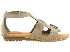 isles sandals / minnetonka