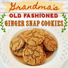 Here is my hubby's Danish Grandmother's recipe for these amazing cookies! Perfect for the Holidays!! Crinkle Cookies, Shortbread Cookies, Cookie Cake Pie, Brownie Cookies, Cupcake Cookies, Carrot Cake Cookies, Sugar Cookies, Danish Cookies, Macaroon Recipes
