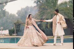 Couple Wedding Dress, Wedding Couples, Cute Couples, Wedding Dresses, Bollywood Lehenga, Pakistani Bridal, Bridal Beauty, Couple Shoot, Dress Me Up
