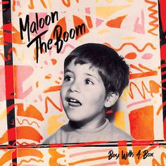 "Maloon TheBoom - Boy With A Box - Vinyl 10"" - 2014 - EU - Original 