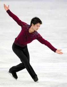Takahiko Kozuka - 2014 World Figure Skating Championships