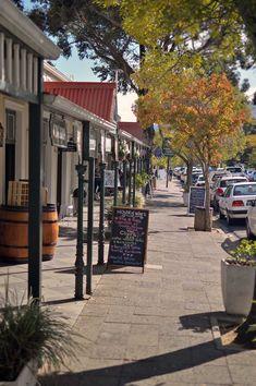 Franschhoek, South Africa | heneedsfood.com