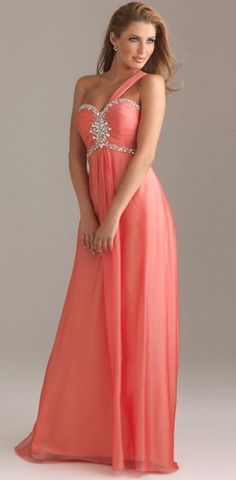 Prom Dresses, only if it was strapless
