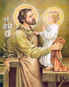 PRAYER TO SAINT JOSEPH THE WORKER (For Employment)