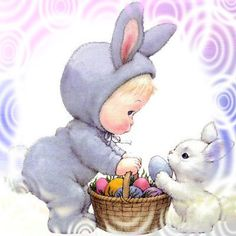 Easter, Ruth Morehead