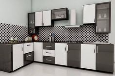 Kitchen Cupboard Designs, Bedroom Cupboard Designs, Kitchen Design Open, Kitchen Layout, Interior Design Kitchen, Kitchen Modular, Modern Kitchen Cabinets, Home Decor Kitchen, Kitchen Furniture