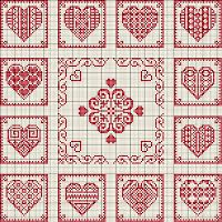 The Embroidery Women: Freebee web