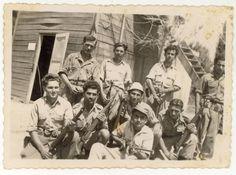 כיתת חיילים מחטיבת עודד , בן אליעזר מרדכי 1947