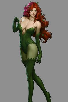Poison Ivy - Stanley Lau