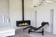 contemporary stand alone gas fireplaces | All Products / Living Products / Fireplace Products / Fireplaces