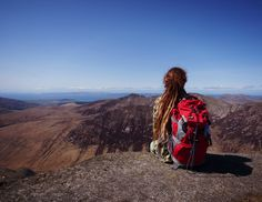 Astonishing Arran #hiking #mountains #Isle #of #Arran #dreadlocks #backpacking