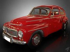 1960 Volvo, 544