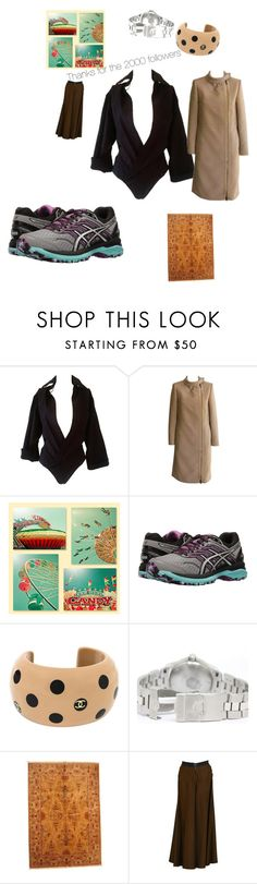 """2000"" by brittklein ❤ liked on Polyvore featuring Dsquared2, Gucci, Asics, Karl Lagerfeld, TAG Heuer and Jean-Paul Gaultier"