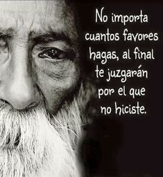 Best Quotes, Life Quotes, Inspirational Phrases, Wise Women, Positive Mind, Spanish Quotes, No Me Importa, Cool Words, Sentences