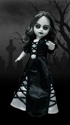 Living Dead Dolls: Asa (series 25)