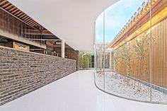 A Traditional Hutong in Beijing Reborn into a New Age Tea House Photo ©Wang Ning https://www.yatzer.com/hutong-tea-house-archstudio