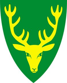 Coat of arms for the Norwegian municipality of Gjemnes