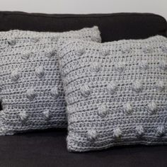 Welcome to Crochet Club! This week Kate Eastwood of Just Pootling shows you how to create a stunning bobble cushion to adorn your living space.