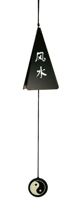 Aluminum Bronze Feng Shui Wind Chime - Feng Shui Wind Chimes, Hangers, Bronze, Clothes Hanger, Clothes Hangers, The Hunger, Coat Stands