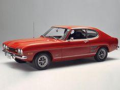 Ford Capri -- had a '73 (I think), little copper-colored 4-bangin' putt-putt.