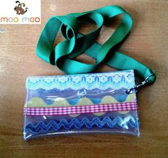 Lace and trim pass holder