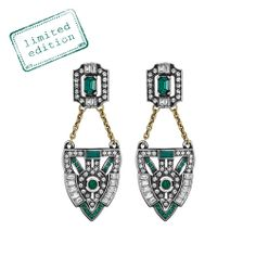 Lusting over these Art Deco earings right now. https://www.chloeandisabel.com/boutique/catherine