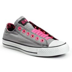 Converse Chuck Taylor All Star Shoes - Women ($35) ❤ liked on Polyvore featuring shoes, sneakers, converse, sapatos, tenis, traction shoes, slip-on sneakers, oxford shoes, converse footwear and star sneakers
