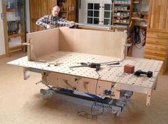 Montagetische Einemann | Assembly Table | MT1