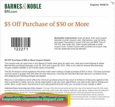 Barnes and Noble Coupons Ends of Coupon Promo Codes MAY 2020 ! Interested in Barnes & Noble coupons? GoodShop has the best ones. Mcdonalds Coupons, Kfc Coupons, Walgreens Coupons, Pizza Coupons, Taco Bell Coupons, Michaels Coupon, Free Printable Coupons, Thing 1, How To Apply