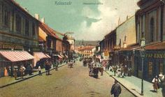 Cluj - perioada antebelica