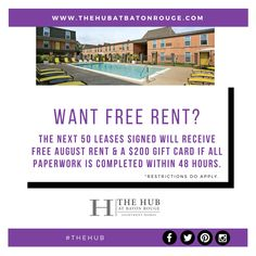 12 The Hub At Baton Rouge Apartment Homes Ideas Baton Rouge Apartments Baton Rouge Apartment