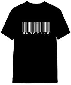 f6ad813969 Shooting V-Neck T-Shirt V Neck T Shirt