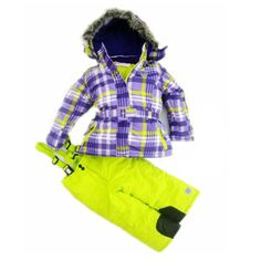 dcea61757f free shipping children windproof ski jackets+pant kids  winter snow suit kid s  outdoor wear