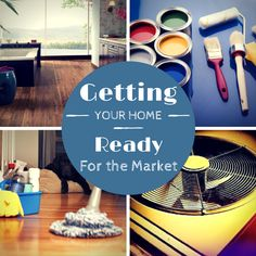 getting your home ready for the real estate market