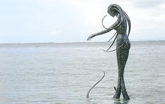Sculptura.com Mermaid