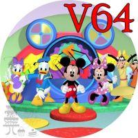 Mickey Si Prietenii Clubul Lui Mickey Mouse Mario Characters Character Princess Peach