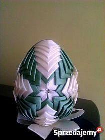 Vajíčko • patchvork ze stuhy