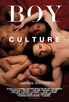 Boy Culture - Suggested by a friend I was surprised how much I enjoyed it.  The characters are beautifully realised and the dynamics between them is what makes this movie work.  It's thoughtful, witty, romantic and sexy, not just a good gay film, but a good film.