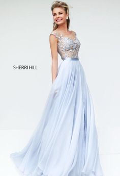 Sherri Hill Dress • modest • prom • beautiful