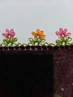 Tatting, Diy And Crafts, Embroidery, Tejidos, Needlepoint, Bobbin Lace, Needle Tatting, Crewel Embroidery, Embroidery Stitches