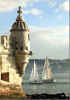 Torre de Belém #Lisboa #Portugal