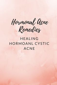Natural Acne Remedies Products, supplements, and foods to help hormonal cystic acne breakouts. Hormonal Acne Remedies, Natural Acne Remedies, Pimples Remedies, Cystic Acne Treatment, Homemade Acne Treatment, Coconut Oil For Acne, Acne Breakout, Damp Hair Styles